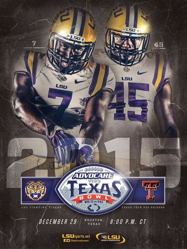 2015-16 Lsu Athletics Posters - Lsusports - The Official Web