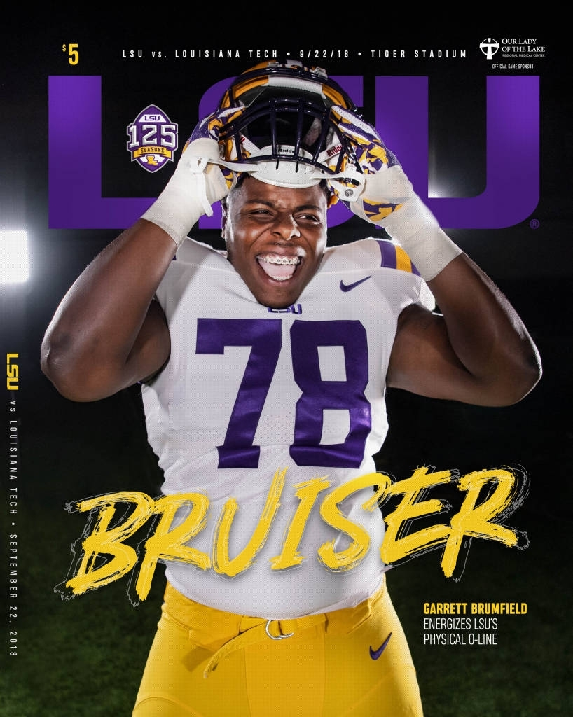 2018-19 Lsu Athletics Game Programs - Lsusports - The Official