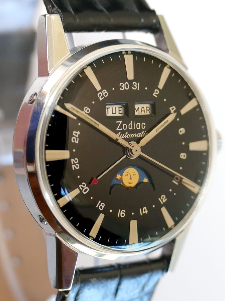 60 Automatic Moonphase Watch, Moonphase Watches Askmen