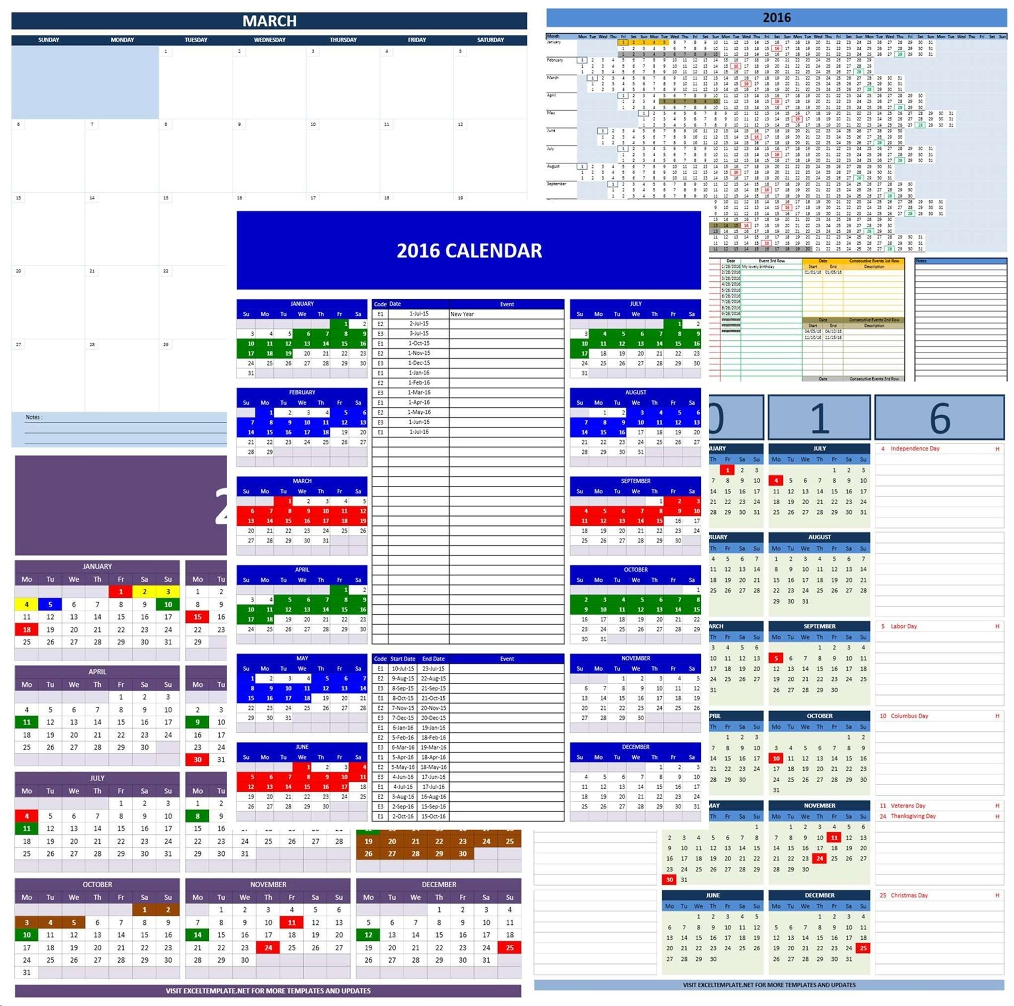 Booking Calendar Excel - Sasolo.annafora.co