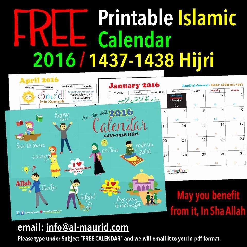 Hijri Calendar Today Ksa | Hijri Calendar Qatar 2018