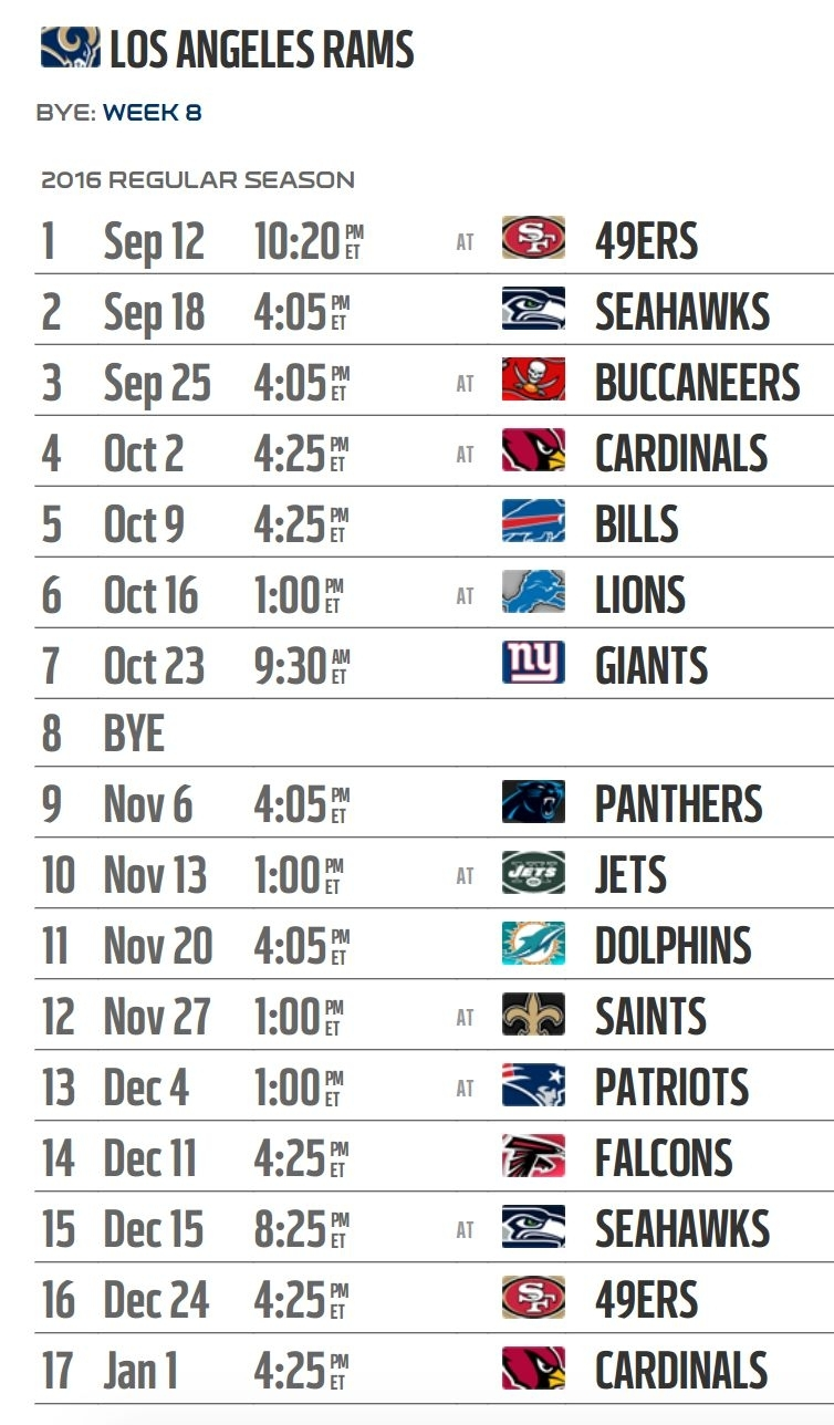 It is an image of Accomplished Redskins Schedule 2020 Printable