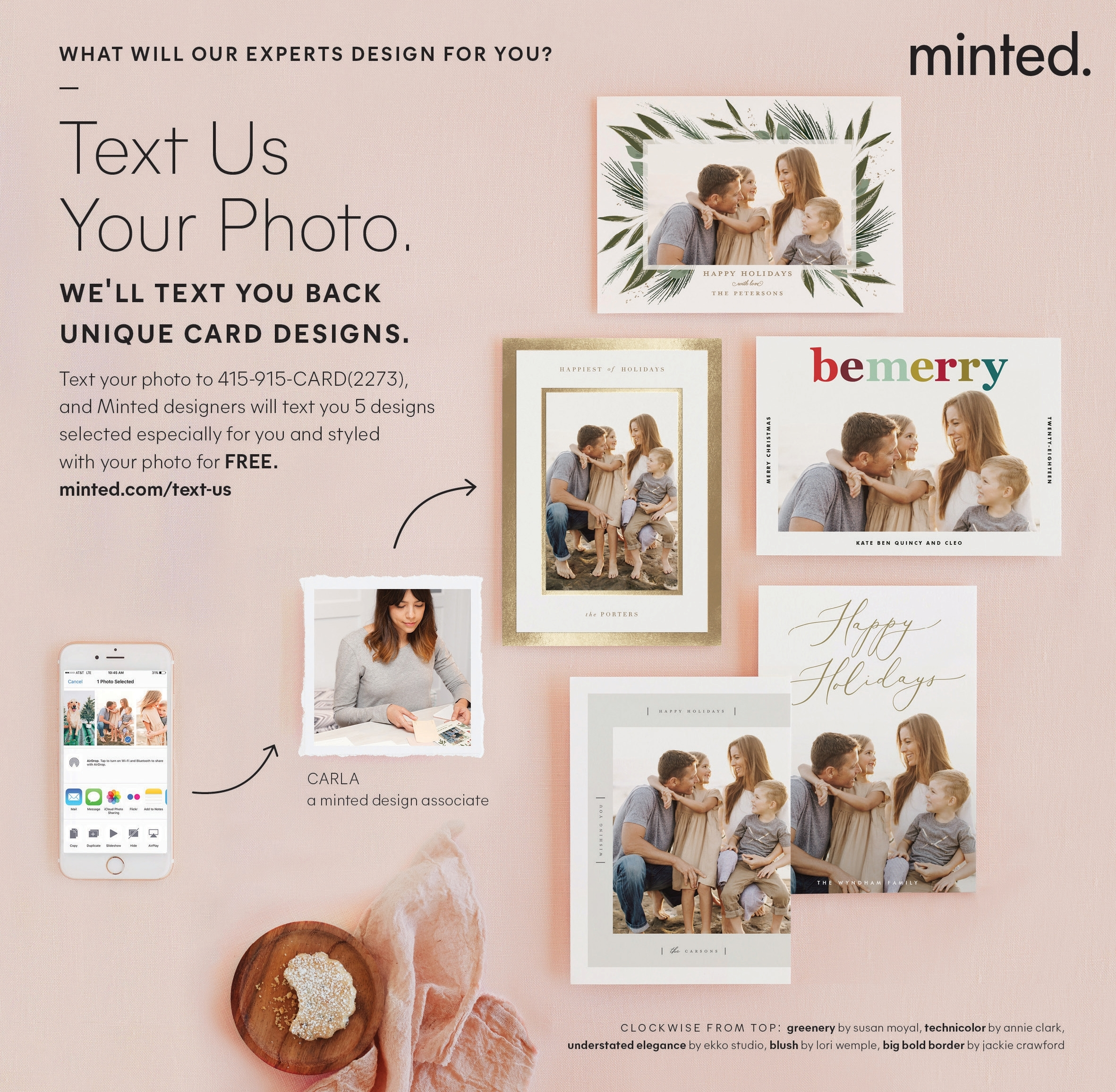 Minted Launches New Services To Make It Faster And Easier Than Ever