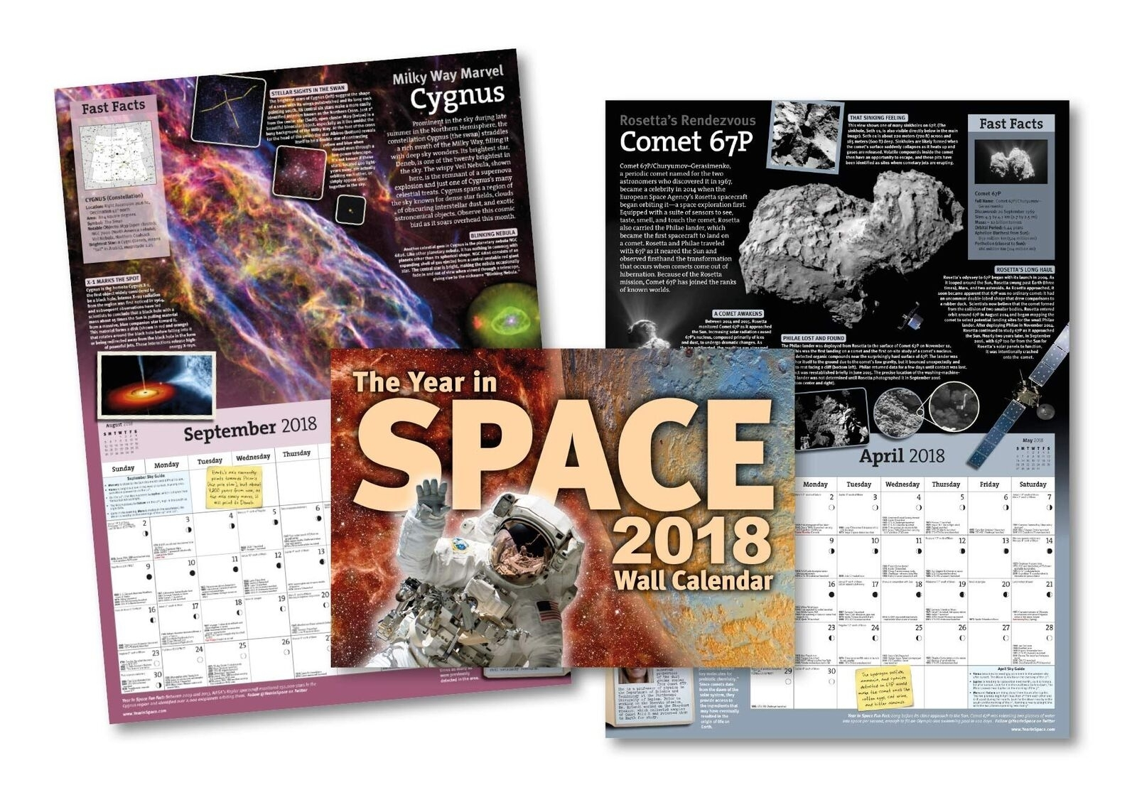 What Is The Perfect Gift For Every Space Enthusiast? The Year In