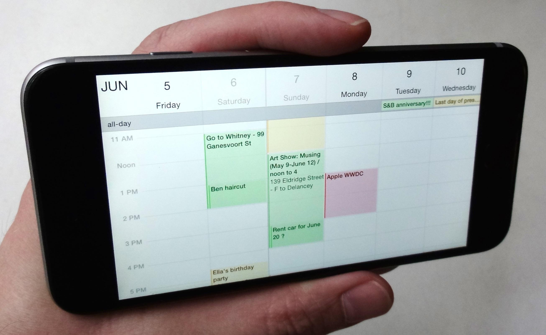 10 Gotta-Know Calendar Tips For Ios | Macworld