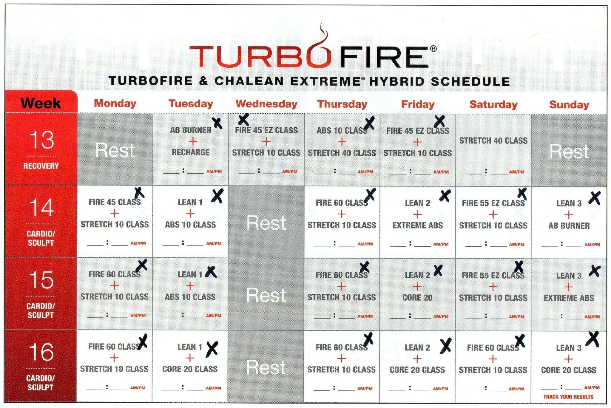 13 Turbo Fire Calendar | Settoplinux