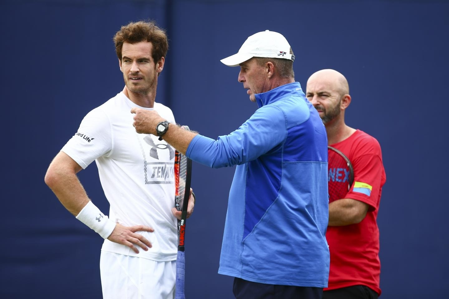 Andy Murray And Ivan Lendl Out To Ruin Novak Djokovic's Perfect Year