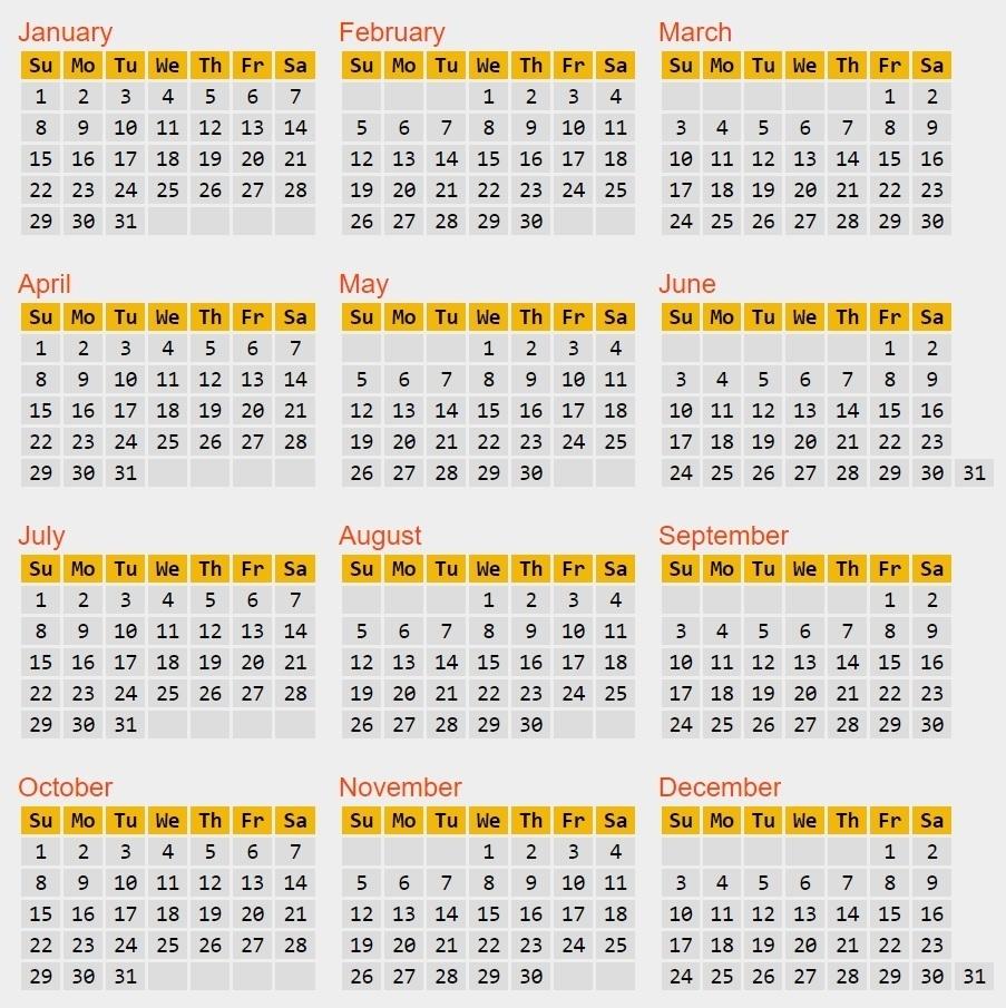 Calendar Reform Needed?
