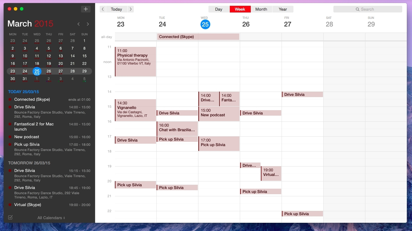 Fantastical 2 For Mac Review: Reinvented – Macstories