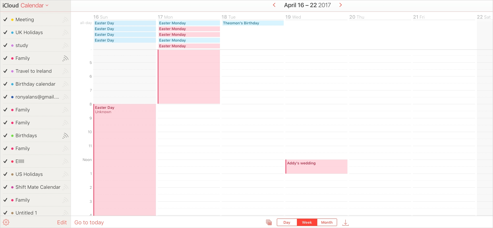 How To Print Icloud Calendars On Pc/mac - Primosync