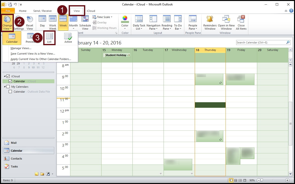 How To Sync Icloud Calendar To Outlook | Akrutosync