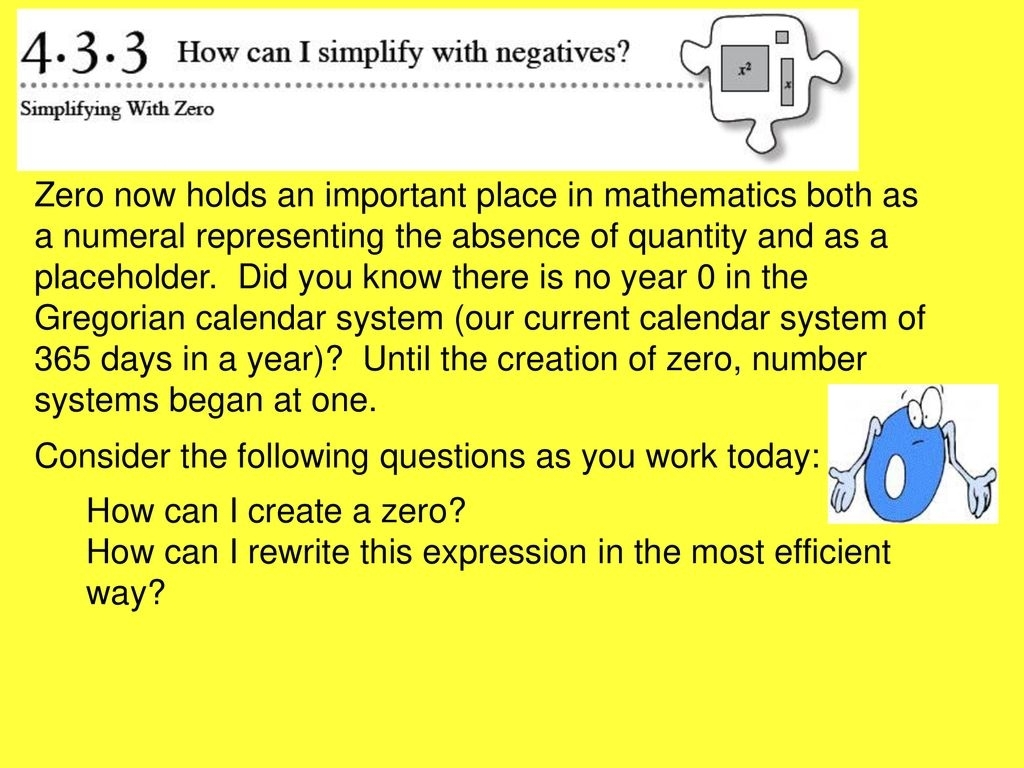In The Previous Lessons, You Simplified And Rewrote Algebraic