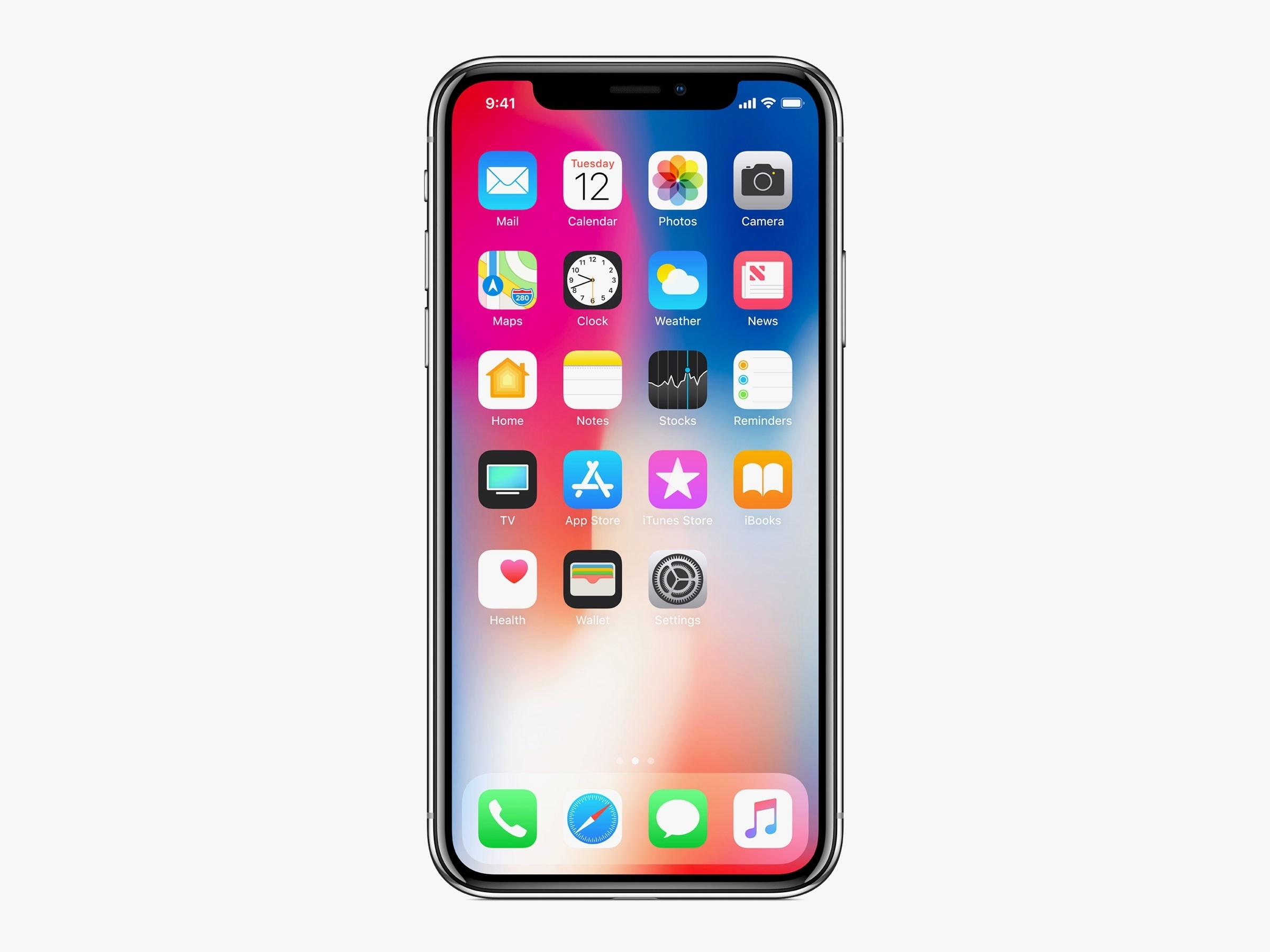 Iphone X Review: All Up In Your Face Id | Wired