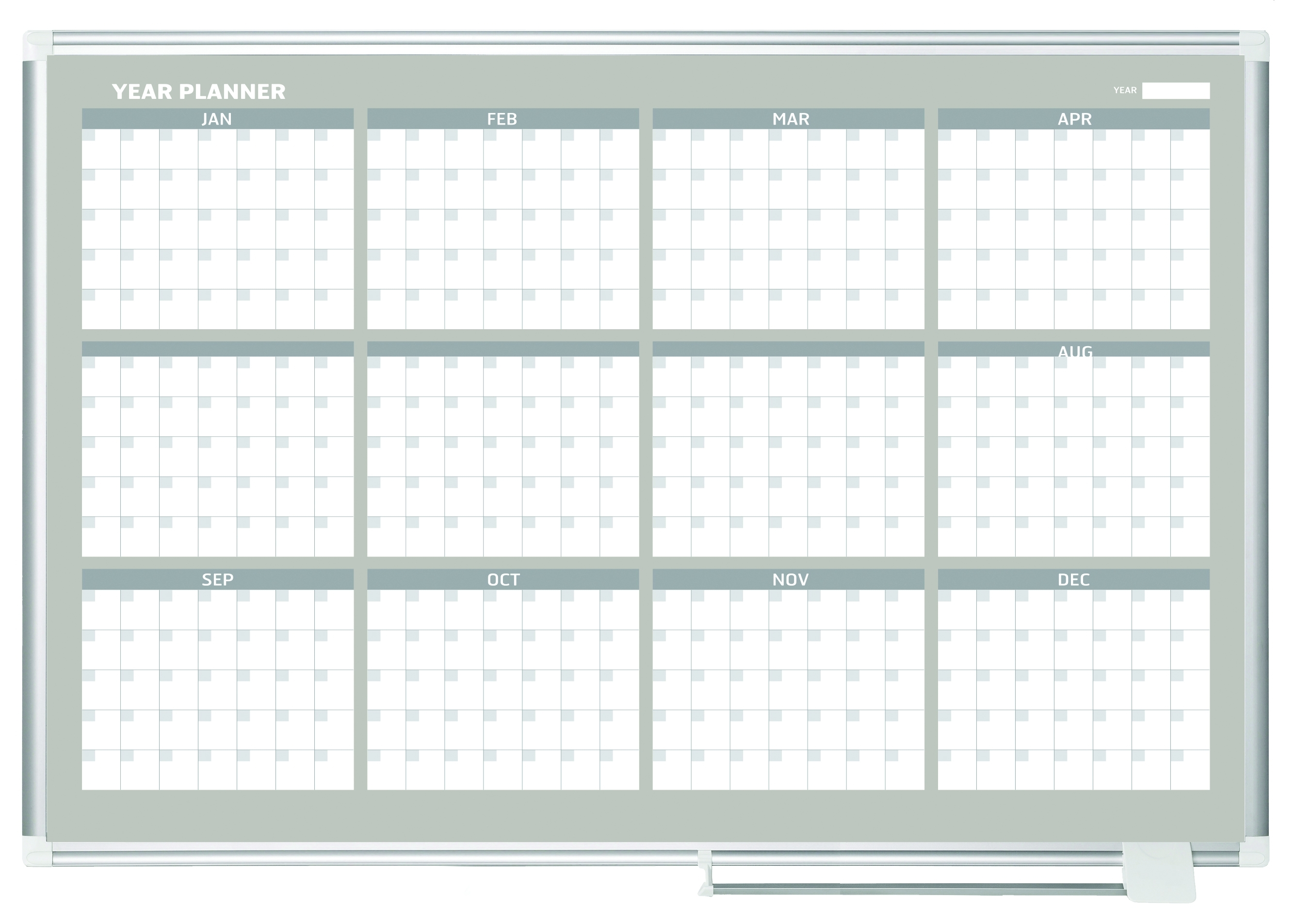 Mastervision Yearly Planner