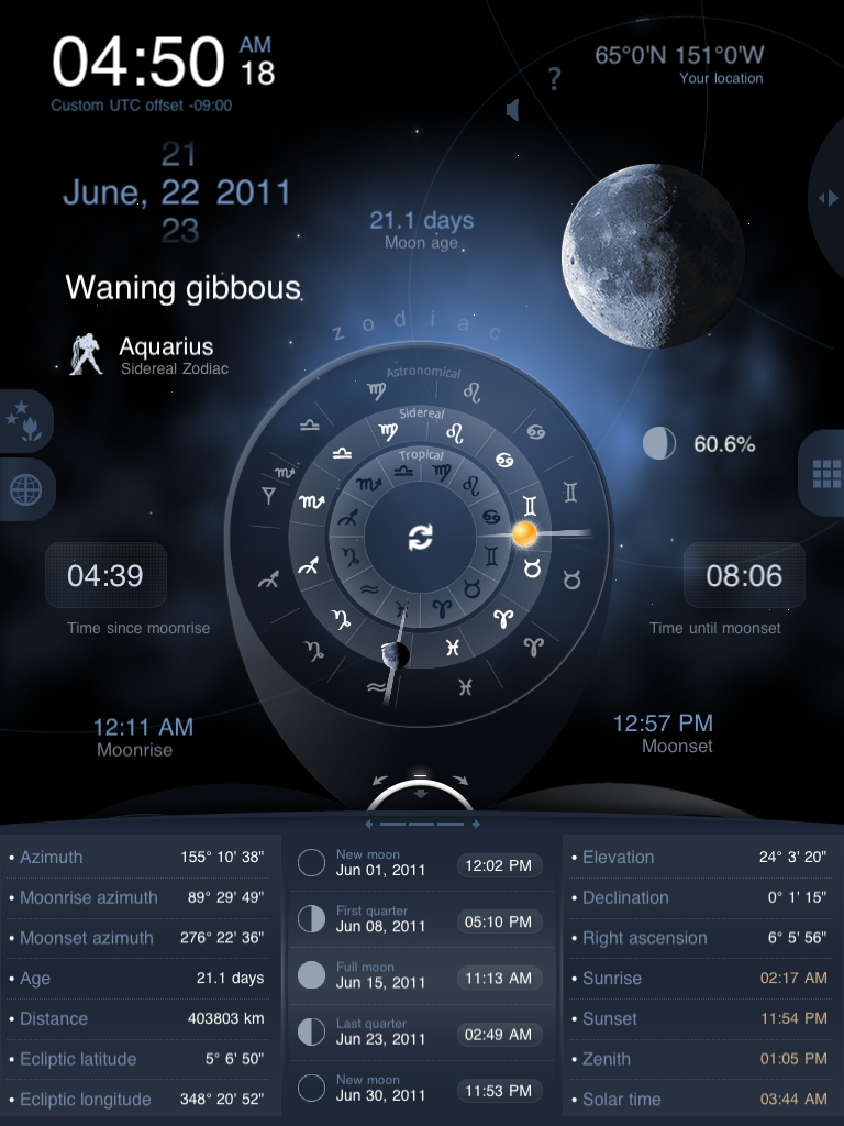 Moon Phase Ipad - Please Check Out Our New Moon Phase Iphone App