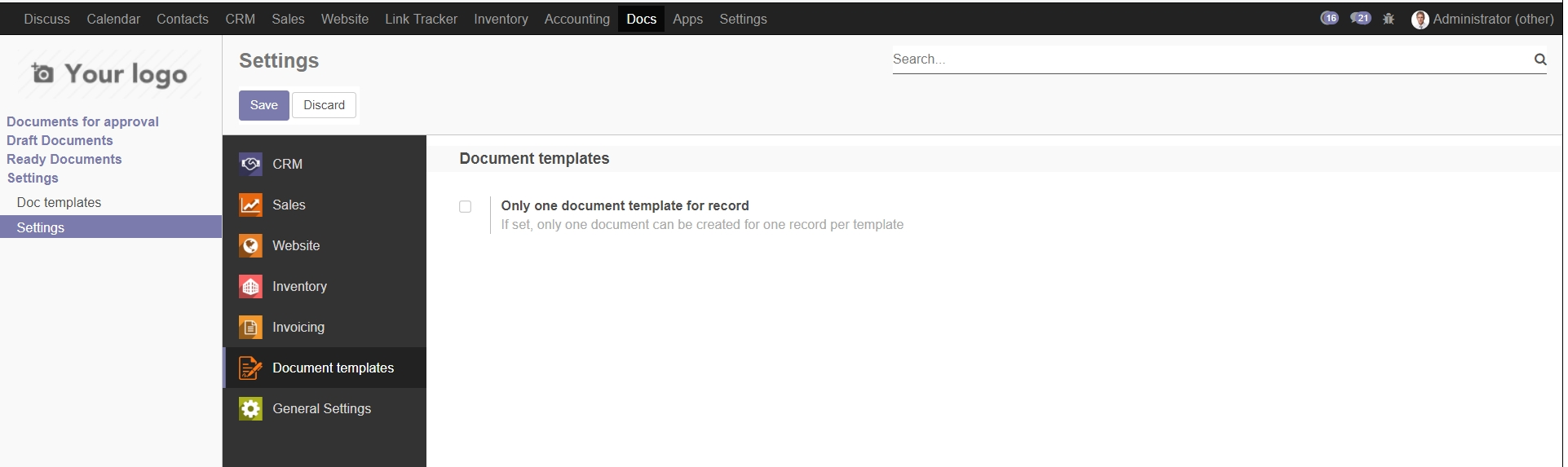 Report Template - Generate, Approve And Print Pdf | Odoo Apps