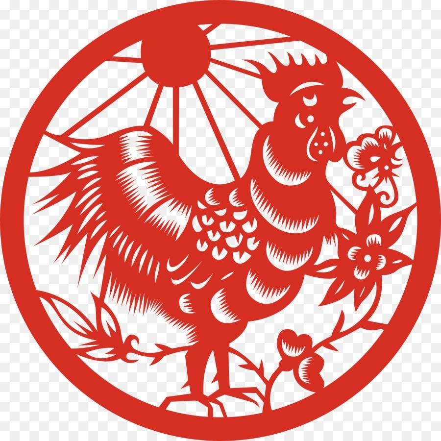 Rooster Chinese New Year Chinese Zodiac Tiger Chinese Calendar