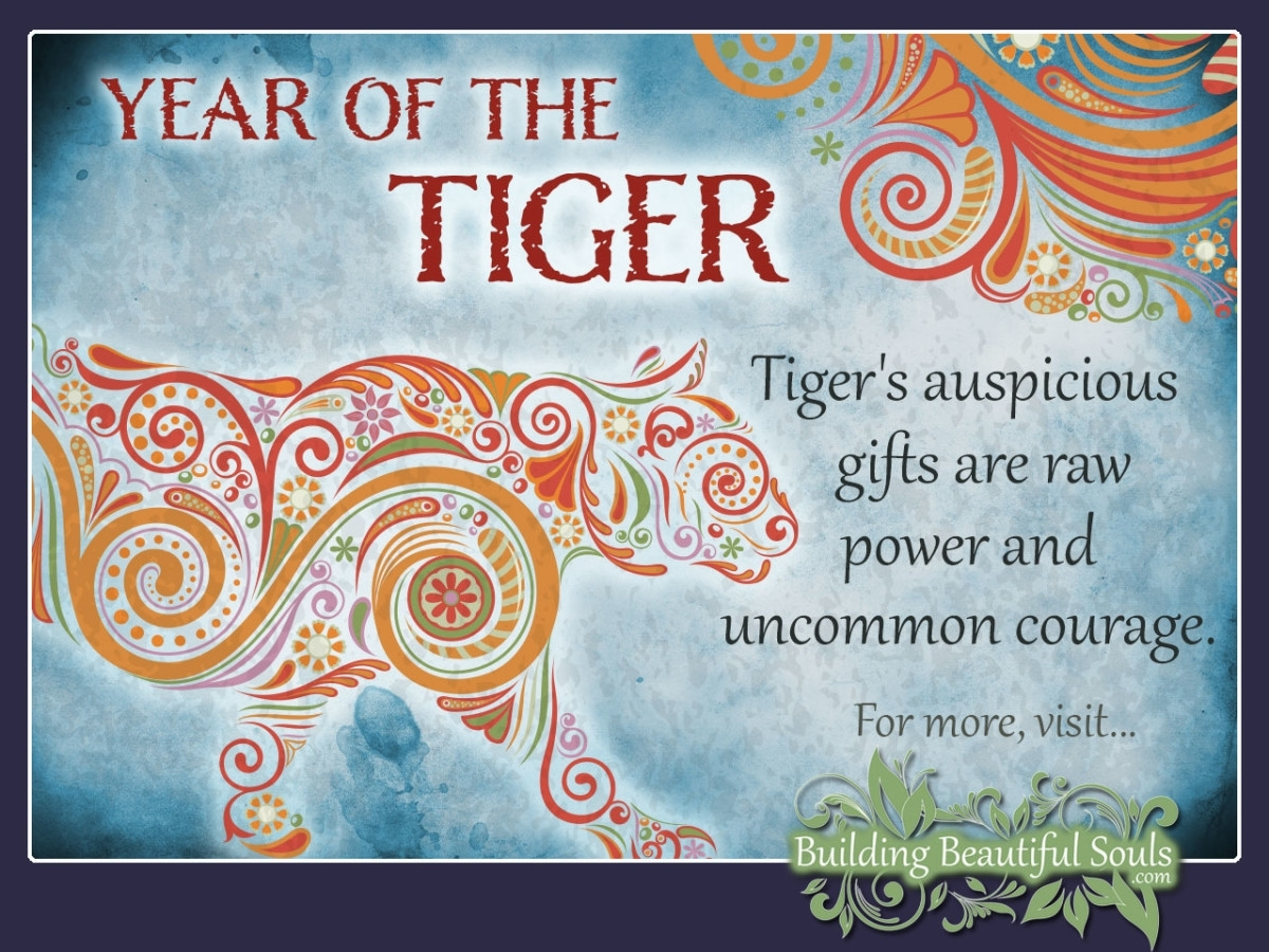 Year Of The Tiger | Chinese Zodiac Tiger | Chinese Zodiac Signs Meanings