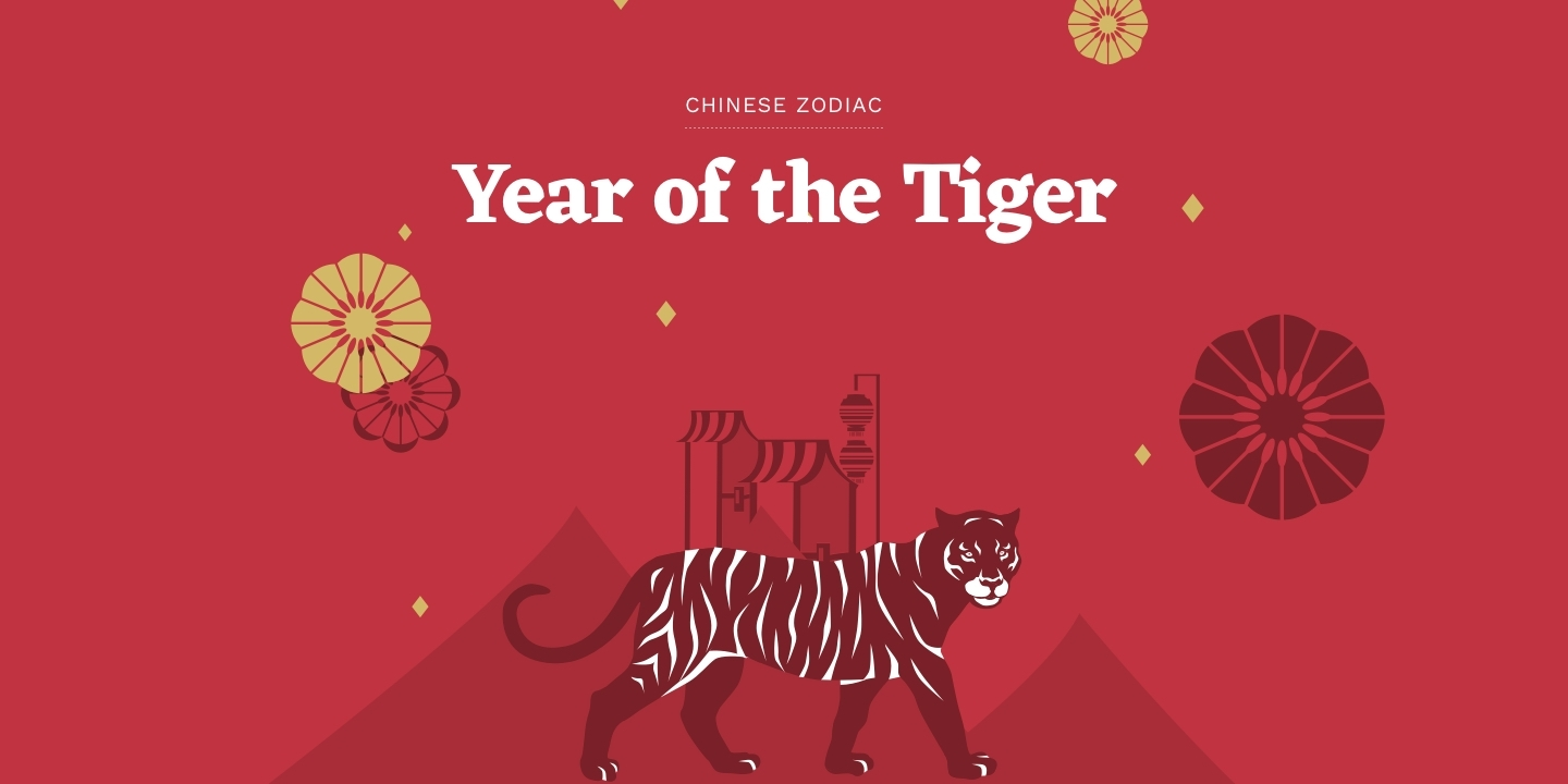 Year Of The Tiger: Fortune And Personality – Chinese Zodiac 2019