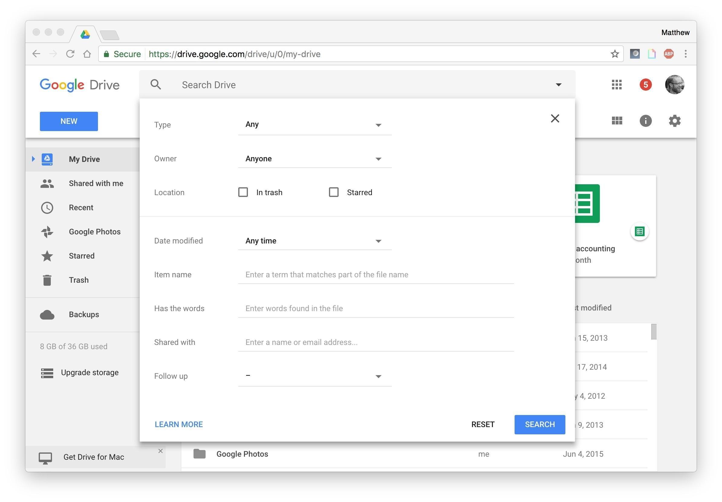 7 Hidden Features Of Google Drive - Cnet