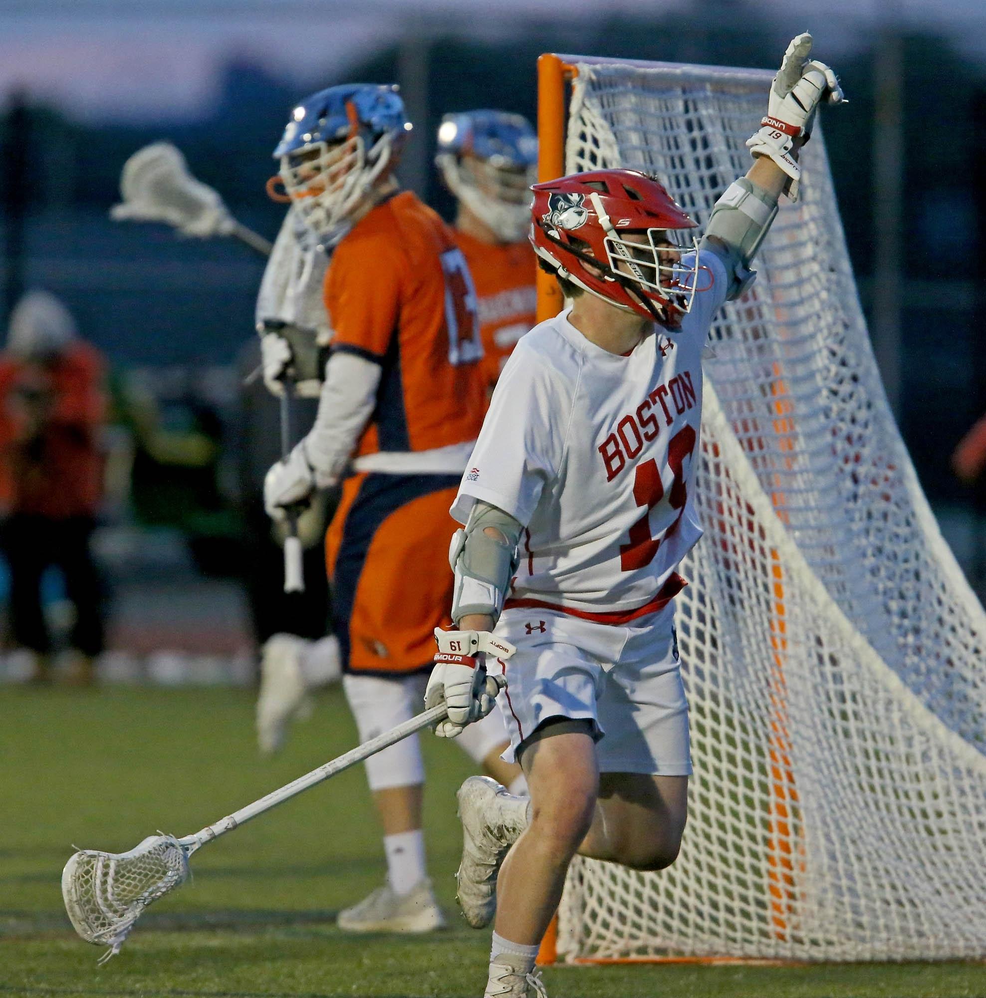 Boston University Lacrosse Beats Bucknell – Boston Herald