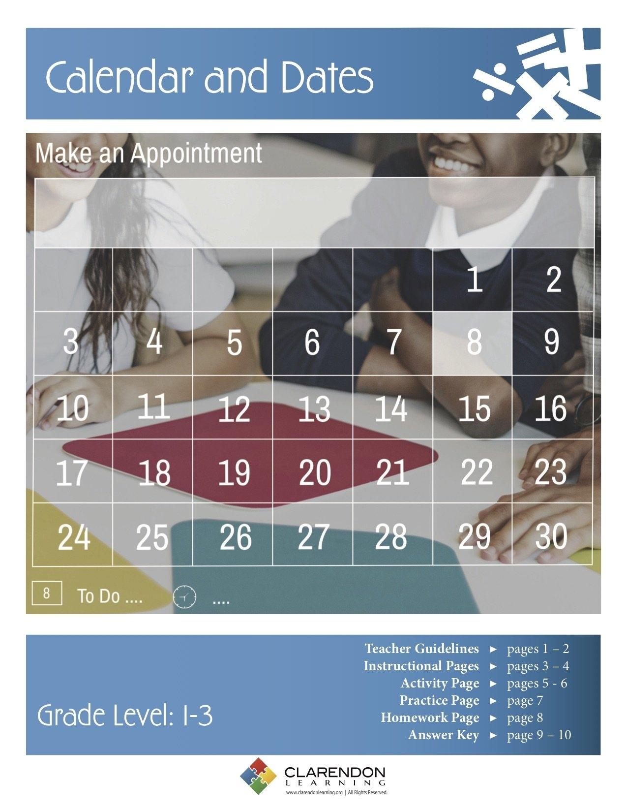 Calendar And Dates