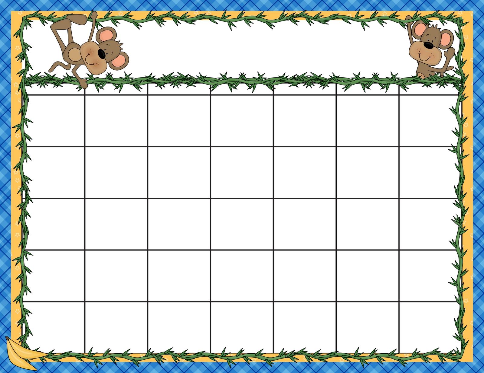 Calendar Clipart Preschool, Calendar Preschool Transparent