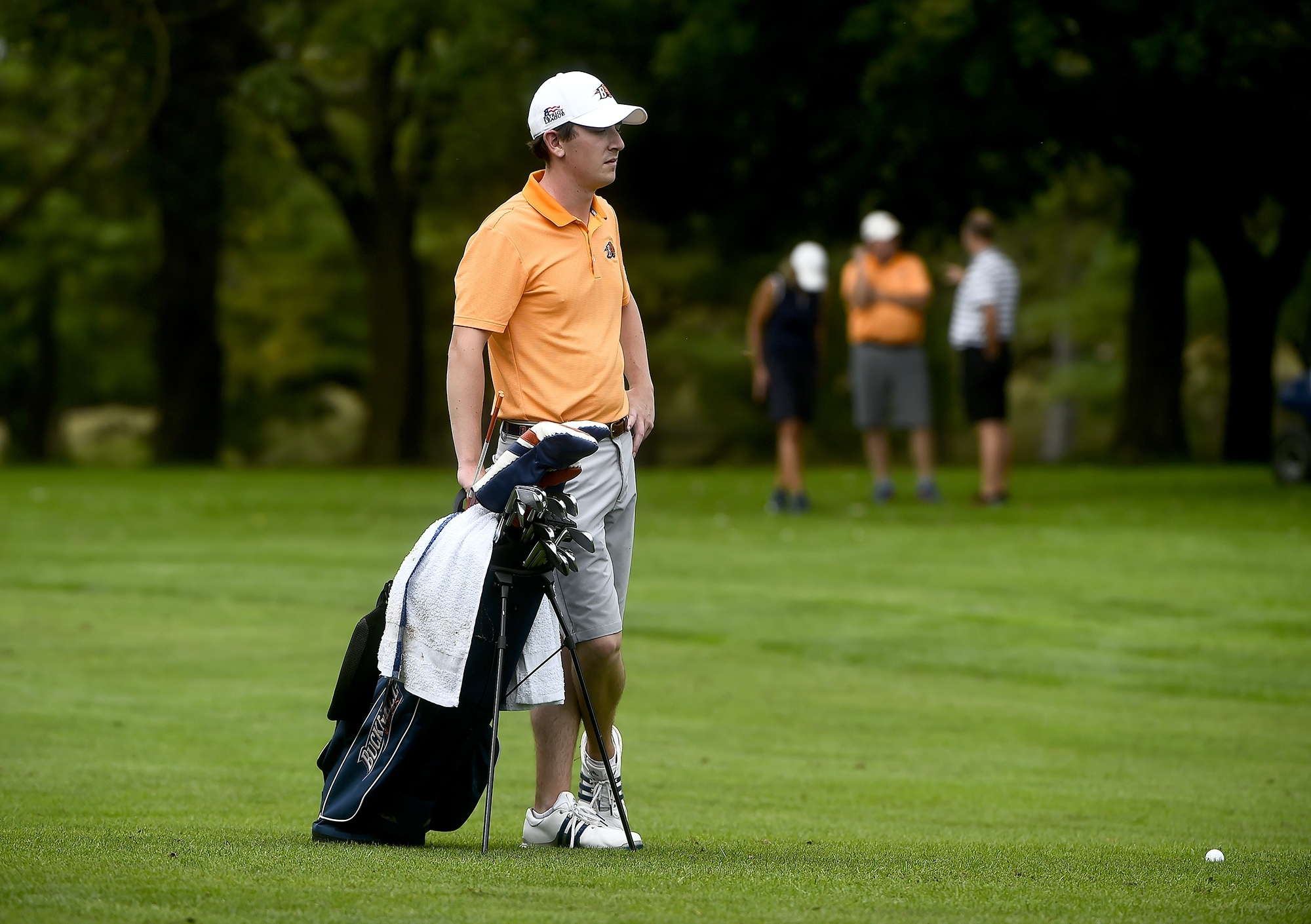 Connor O'brien - Men's Golf - Bucknell University Athletics