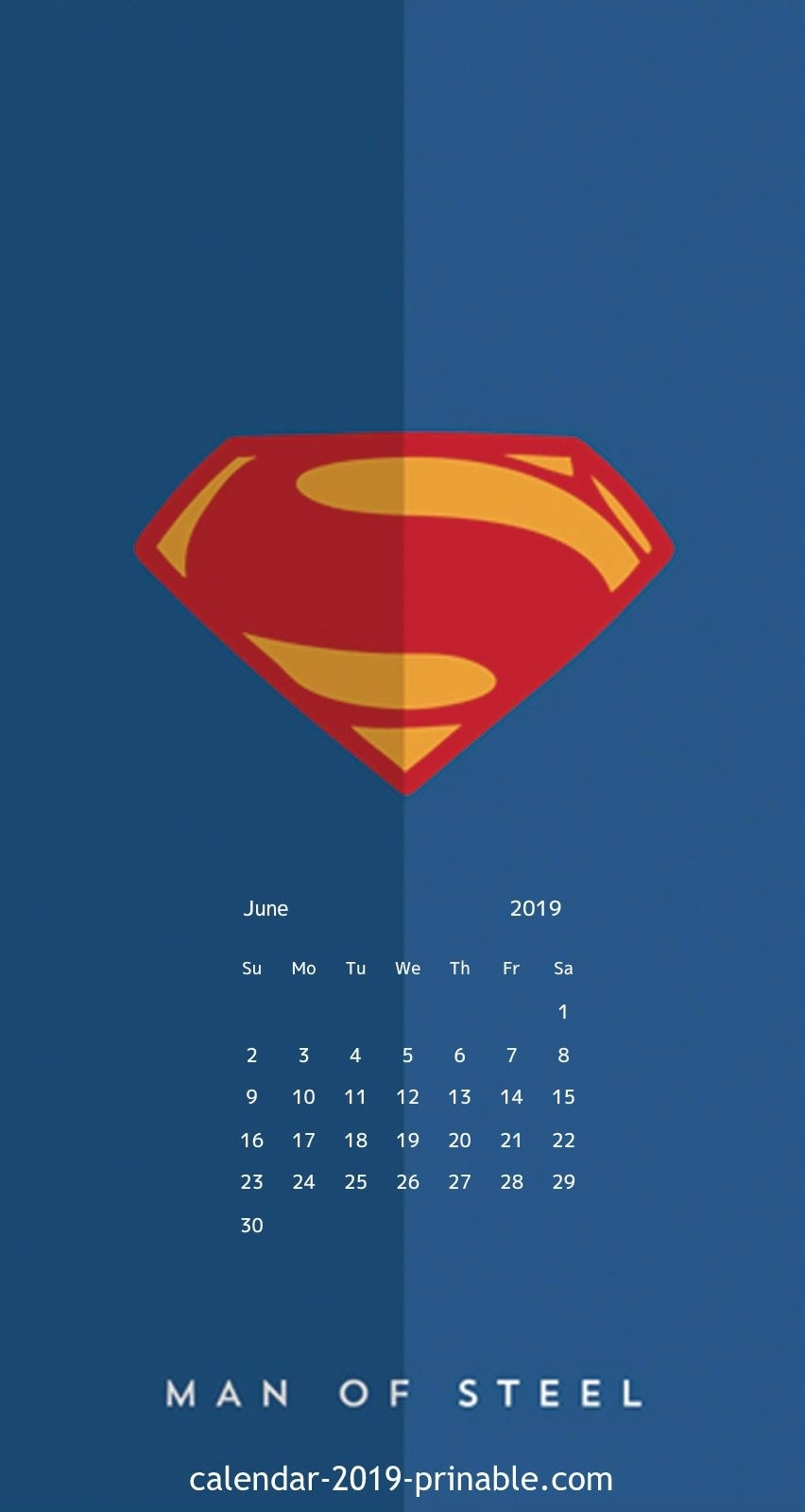 June 2019 Iphone Calendar Wallpaper | 2019 Calendars In 2019