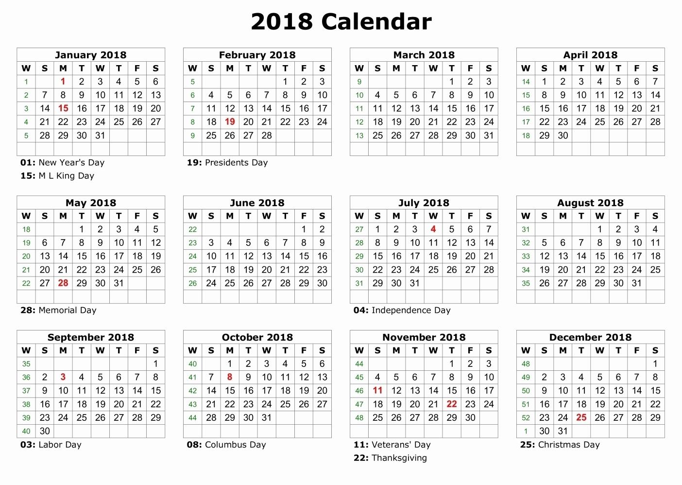 Free Printable Calendar Big Boxes
