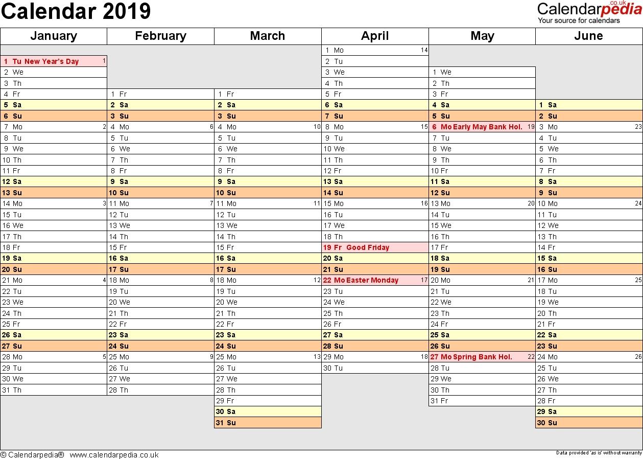 Printable Calendar 2018 Hra Consulting | Printable Calendar 2019