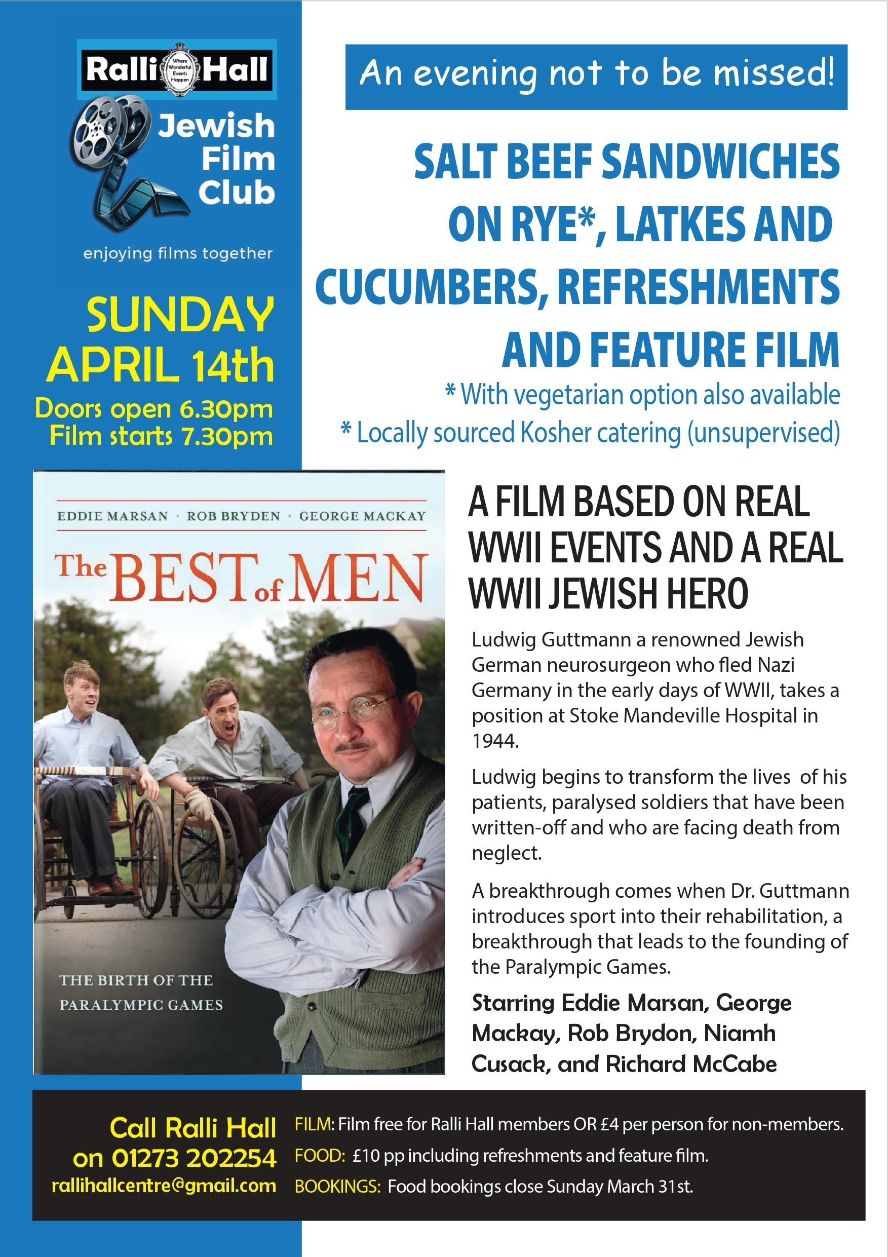 Sussex Jewish Film Club