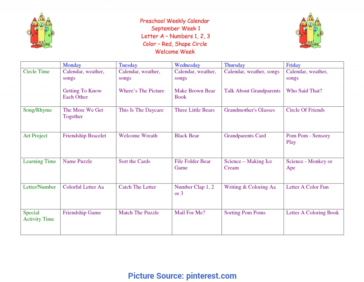Trending 2-3 Year Old Lesson Plans Lesson Plans For Toddlers