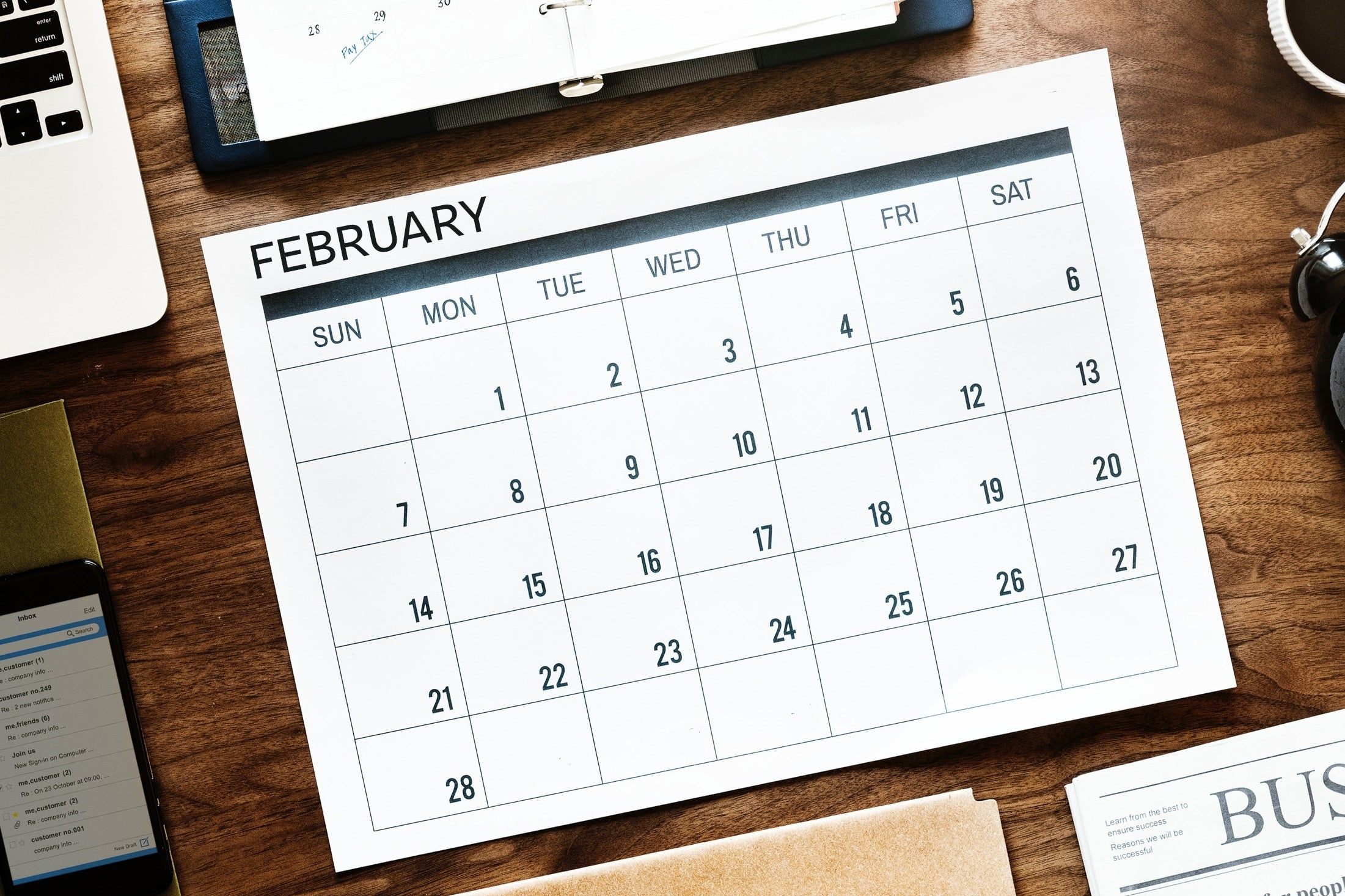 Why Are There 28 Days In February?