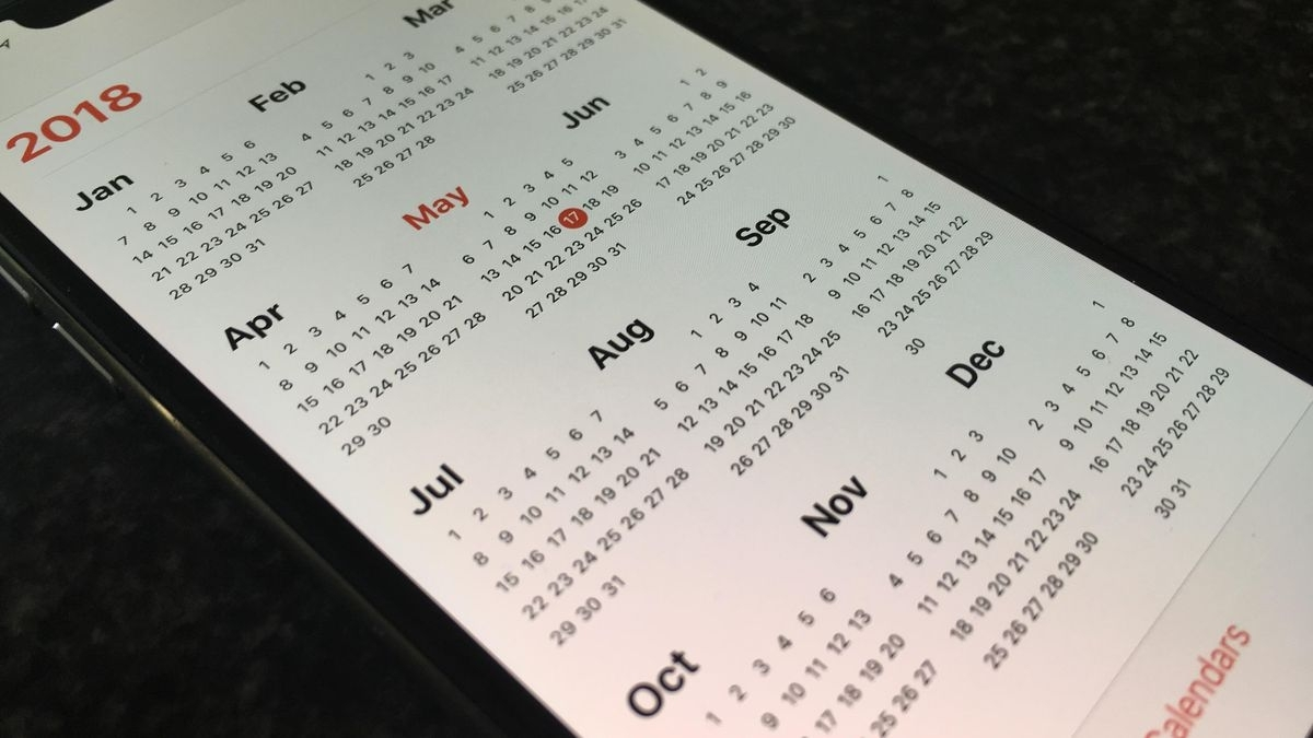 7 Iphone Calendar Tips Everyone Should Know - Cnet