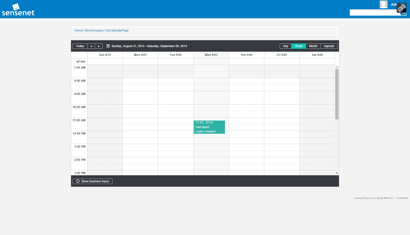 How To Create A Calendar/scheduler With Odata And Kendoui