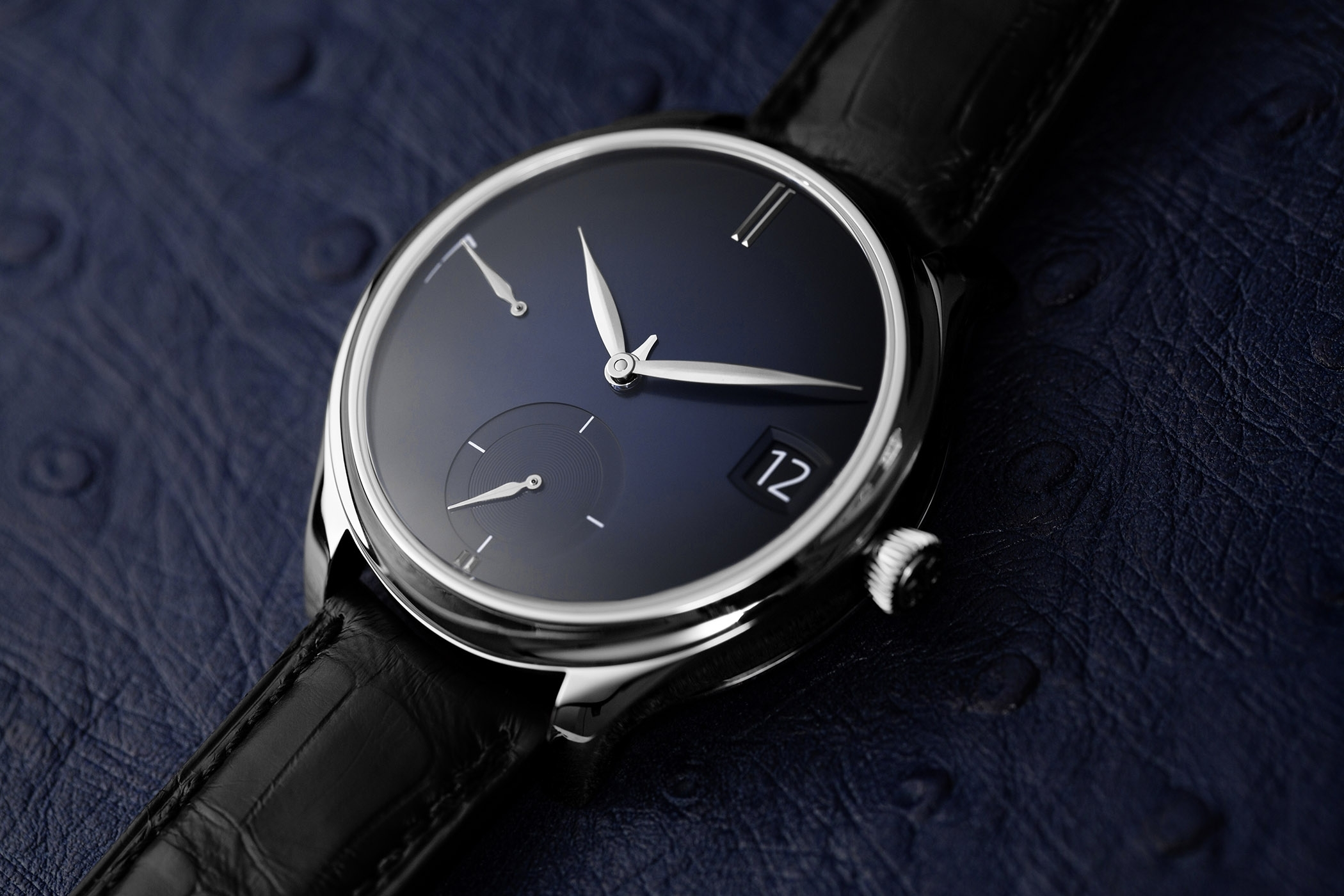 Introducing The H. Moser & Cie Endeavour Perpetual Calendar