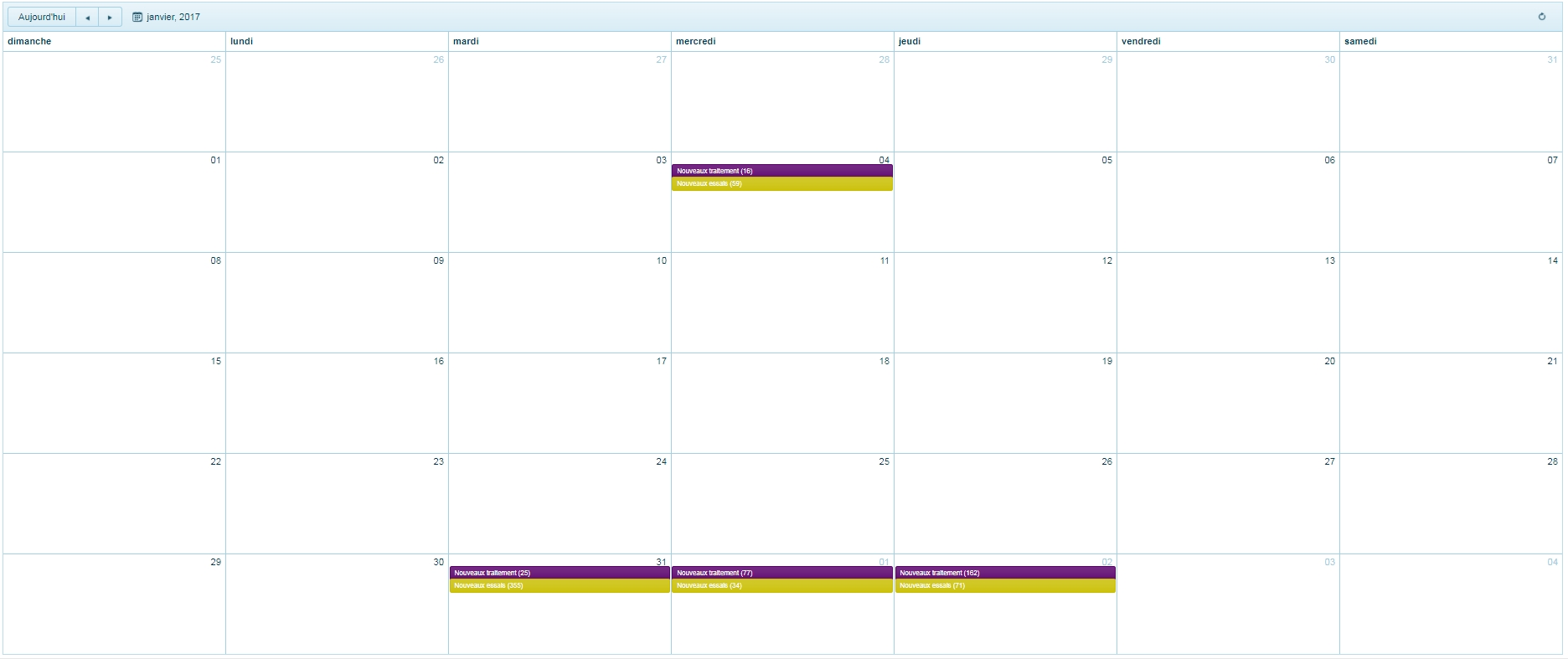 Kendo Scheduler Remove Line That Is In Other Month - Stack