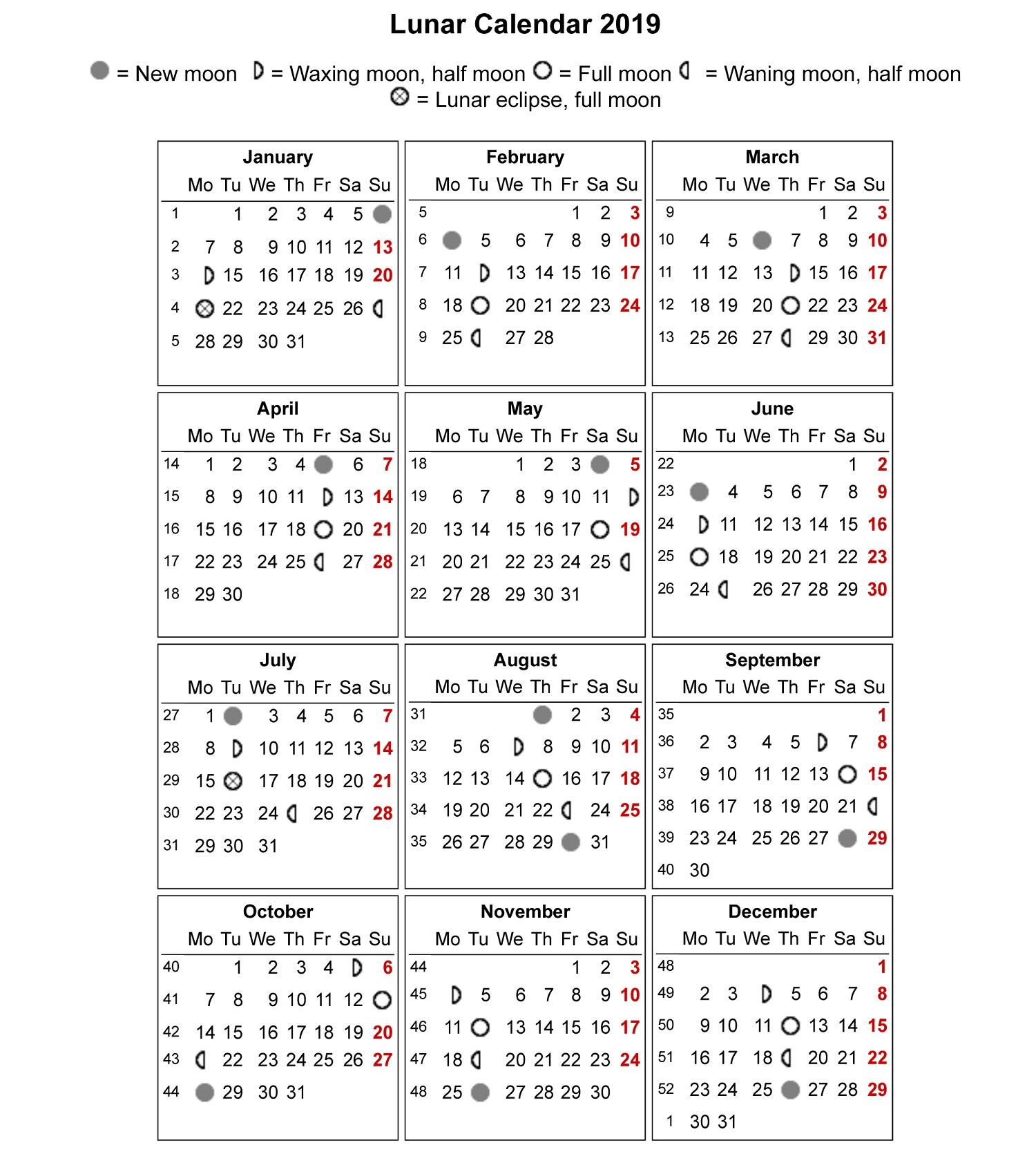 Chinese Zodiac Calendar Dates | Ten Free Printable ...
