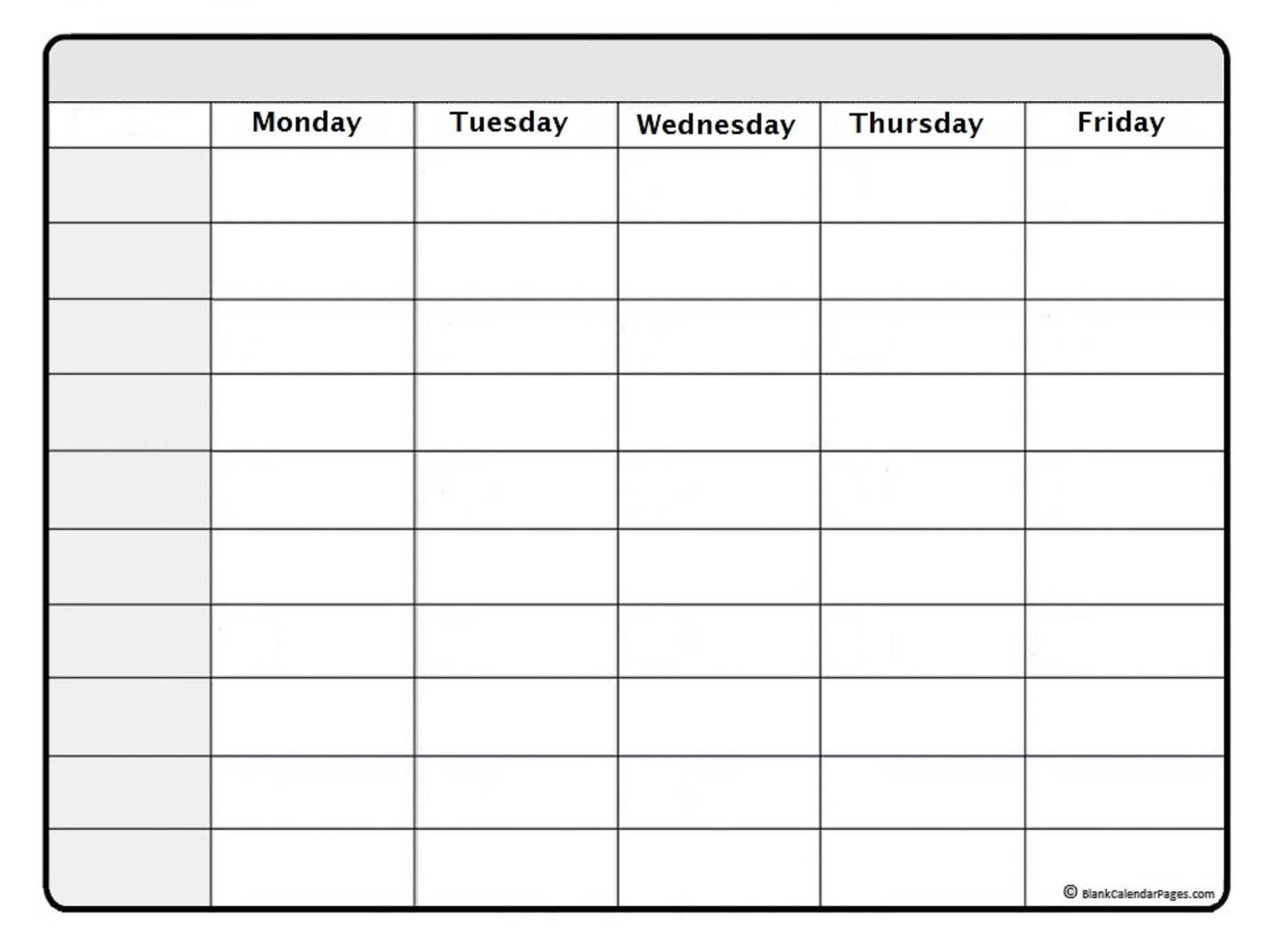 May 2020 Weekly Calendar   May 2020 Weekly Calendar Template