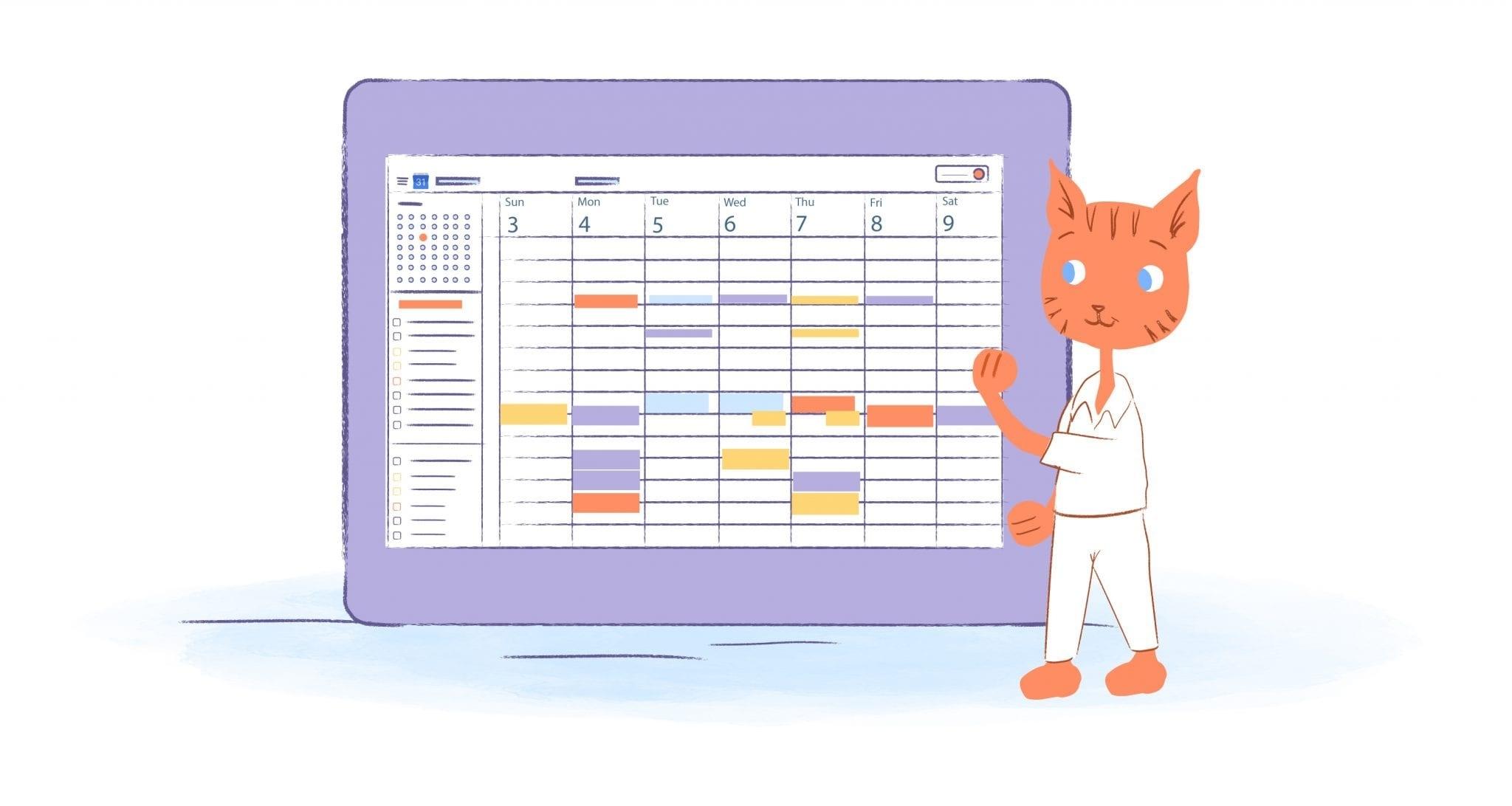 Print Google Calendar As List   Ten Free Printable ...