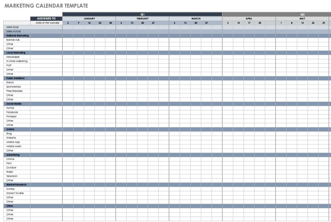 Calendar Week Format Excel   Ten Free Printable Calendar ...