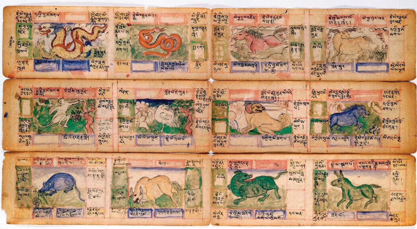 Calendar - The Sacred Calendar   Britannica