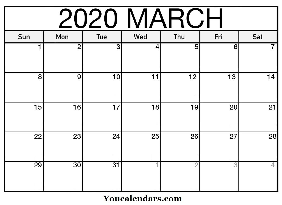 ✅ March 2020 Calendar Kalnirnay Pdf Template - You