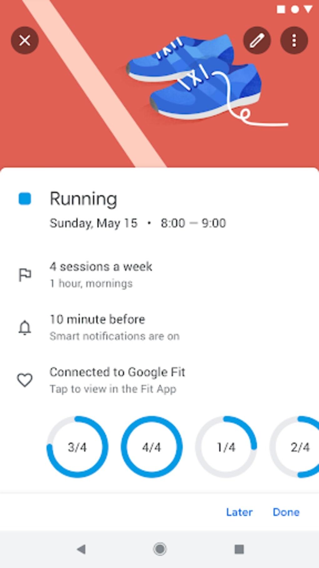 Google Calendar Für Android - Download