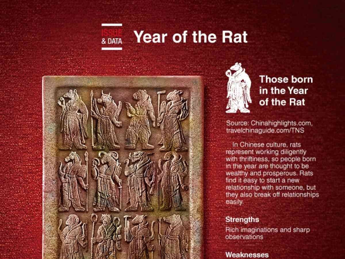 Graphic News] Year Of The Rat