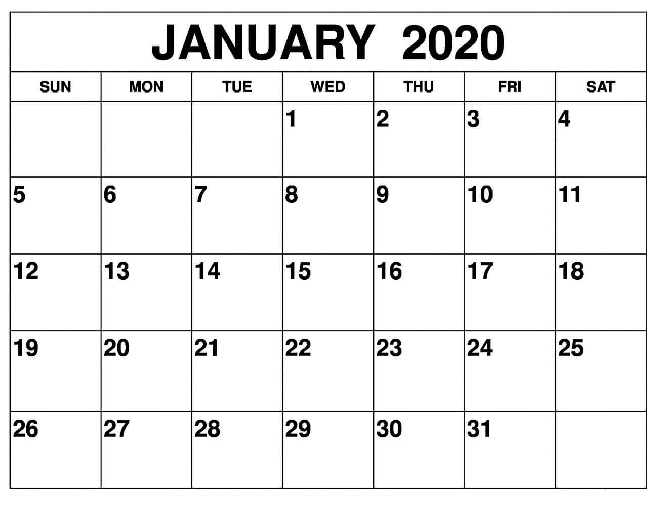 Printable Calendar - Printablecalendar.pictures