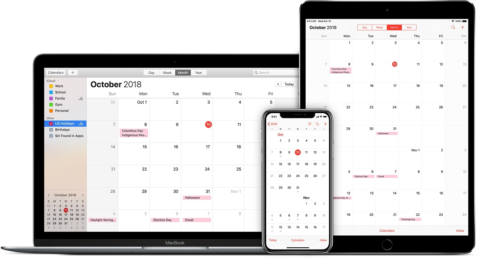 Use Icloud Calendar Subscriptions – Apple Support