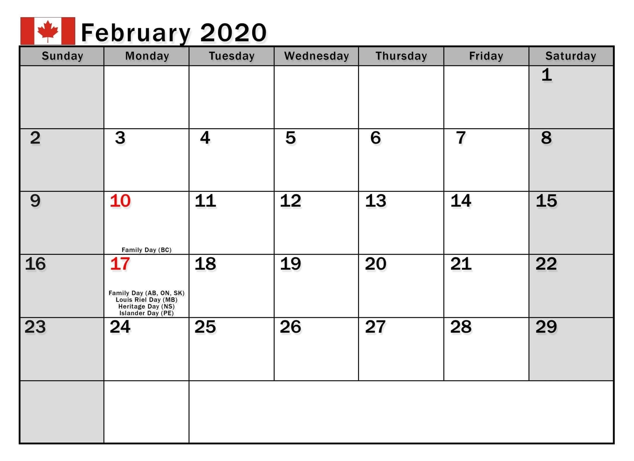 20+ March 2021 Calendar Canada - Free Download Printable Calendar Templates ️