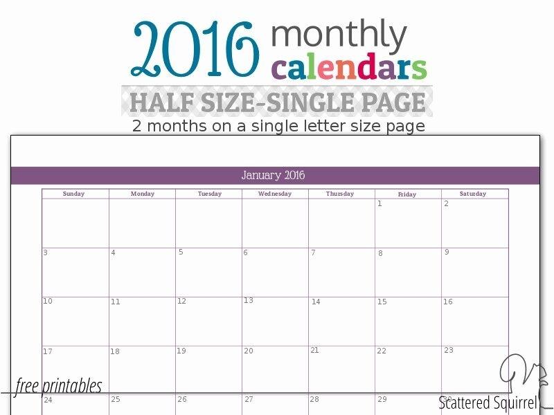 Inspirational 58 Design Checkbook Size Calendar Printable   Monthly Calendar Template, Calendar